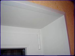 Откосы на окна и балконные блоки. Внутренние и наружные. Низкие цены!
