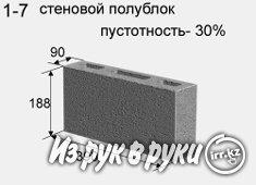 Пескоблок скц рваный камень цемент накрывочный элемент астана качество