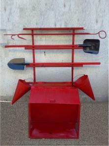Продам пожарный щит