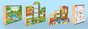 Мебель для детсадов