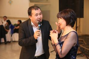 Тамада, асаба, ведущий, шоумен в Астане фото видео, шоу программа