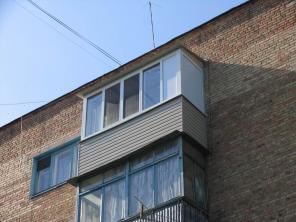 Балкон под ключ. Акция