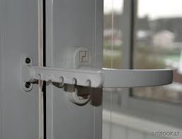 Ограничитель открывания на окно.