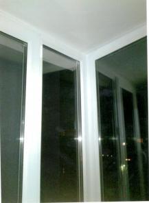 Обшивка потолка на балконе или лоджии