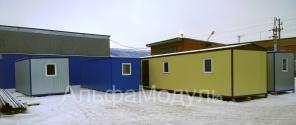 Бытовки, вагончики, дачные домики в Саратове