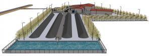 Завод производства удобрений из органических отходов и донных илов