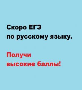 Срочная помощь по русскому языку