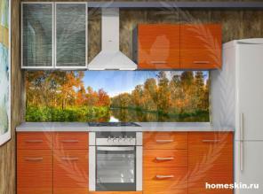 Стеновая фото-панель для кухни