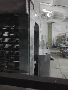 Перчаточное оборудование. Линии нанесения латекса на рабочие перчатки.
