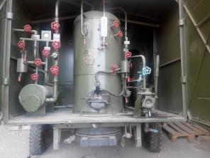 Паровой котел - парогенератор для производства. РИ 5М, РИ 4М, РИ 1Л.