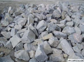 Бутовый камень гранитный, булыжник, валун, щебень, гравий.
