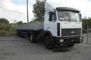 Доставка любых грузов по всей Беларуси