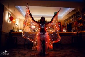 Необычный оригинальный подарок на праздник, восточный танец живота