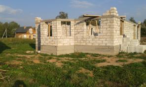 Дом в Андроновичах