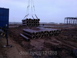 Трубы канализационные керамические