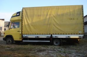 Перевозка грузов до 4 тонн по РБ, РФ, Польша, Литва