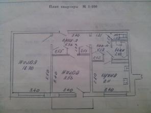 Продам квартиру в Шумилино, Витебская область