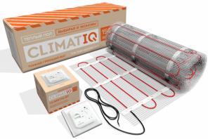Продам Кабельный мат Climat IQ - 1.0 кв. м. 150 ВТ, цена 78 руб.