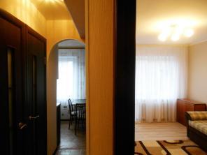 Сдам 1-ую уютную квартиру на сутки, недели после евроремонта