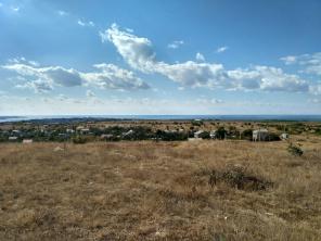 Продам земельный участок с видом на море ул. Облепиховая