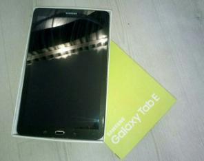 Планшет Samsung Galaxy Tab E 9.6 3G цена 2900 грн