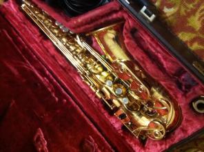 Саксофон Yamaha yas-875. В хорошем состоянии, срочно!