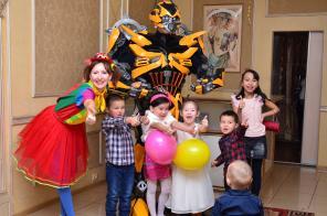 Организация и проведение детских праздников