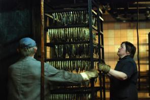 Цеха копчения рыбы: полный комплект оборудования от ГП «ПромСельМаш»