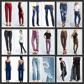 Продам женские джинсы и брюки