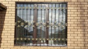 Изготовление решеток на окна Актобе!