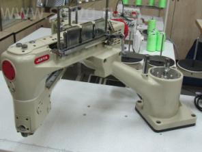 Флэтлок. Оборудование для пошива трикотажа.