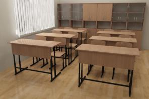 Изготовление мебели для школы