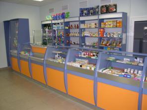 Изготовление мебели для аптеки