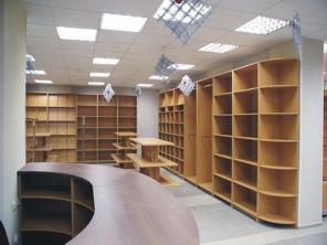 Изготовим мебель для магазинов