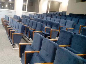 Изготовим мебель для театров и кинотеатров