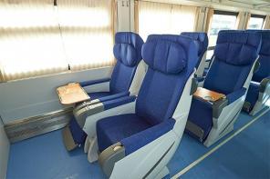 Реставрация мягкой мебели в транспорте