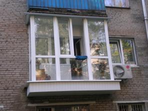 Остекление балконов и лоджий. Низкие цены