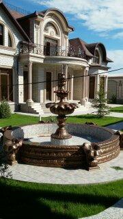 Фонтаны водопады скульптуры