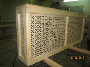 Продам решетки для радиаторов отопления (экраны)