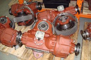 6437-2502010 редуктор средний КрАЗ