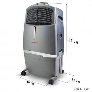 Оздоровитель воздуха в квартире Honeywell cl30xc.