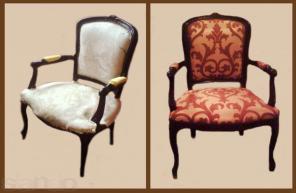 Ремонт стульев.