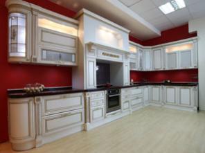Кухня - любой сложности, изготовим по вашим размерам. С нами надёжно.