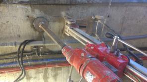 Бурение отверстий. Алмазное бурение.Сверление бетона и кирпича.