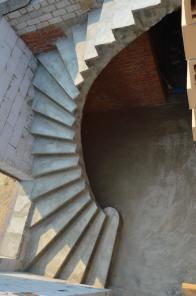 Изготовление монолитных и металлических лестниц