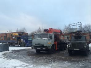 Услуги и Аренда: Автокраны Автовышки Манипуляторы Климовск - Подольск