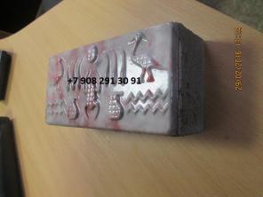Станки для производства брусчатки с глянцевой поверхность (под мрамор)