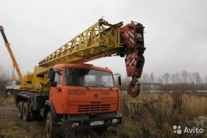 Автокран в Аренду Подольск и Подольский район