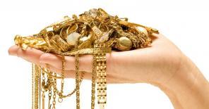 Ликвидация золота.