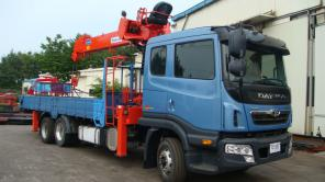 Аренда Услуги Заказ Крана-Манипулятора от 5 - до 25 тонн